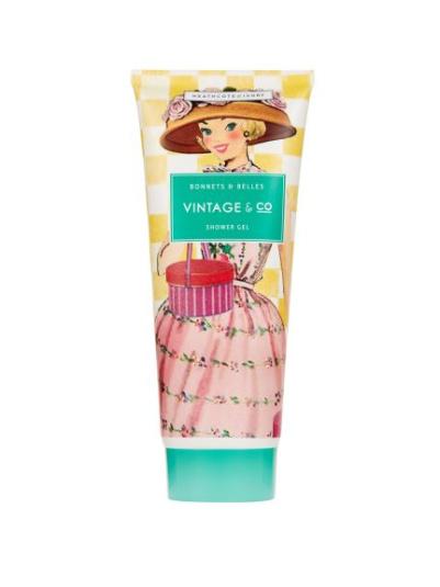 Vintage & Co Bonnet & Belles Shower Gel