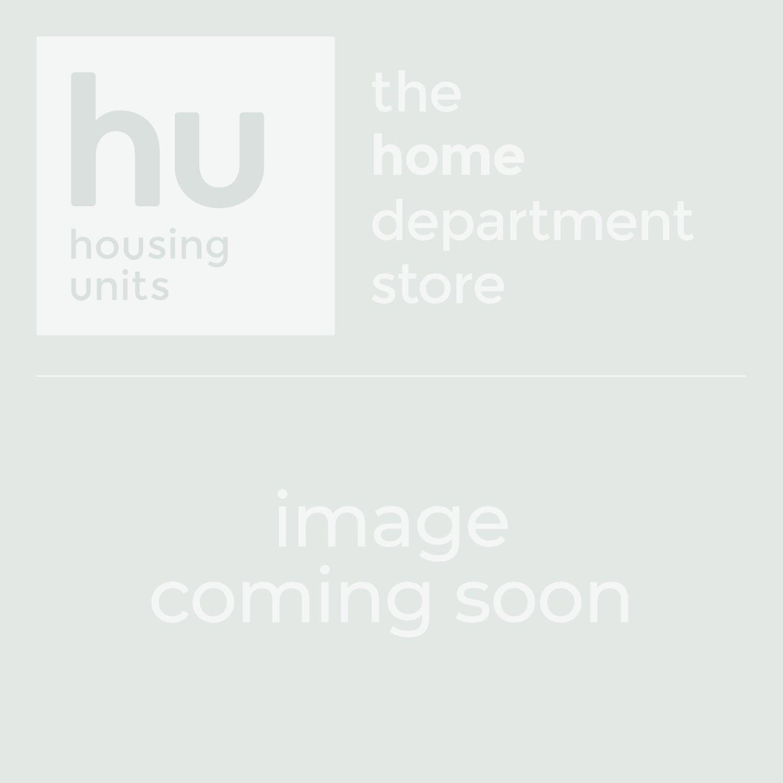 HU Home Twisted Pleat Cream 18 Inch Shade