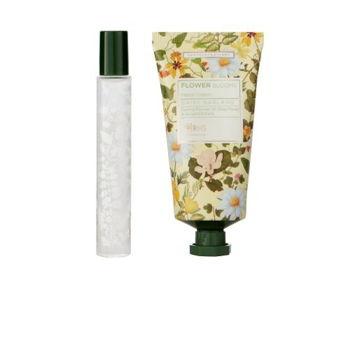 Royal Horticultural Society Daisy Garland Perfume and Cream Set