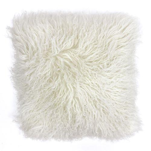 Riva Paoletti Mongolian Pristine Cushion Cover