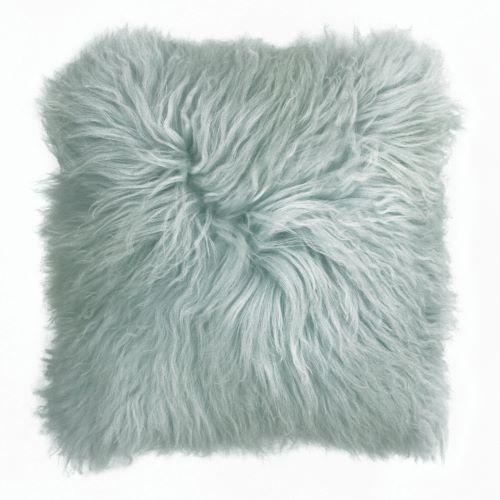 Riva Paoletti Mongolian Blue Blush Cushion