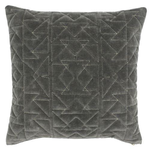 Riva Paoletti Aztec Grey Cushion Cover