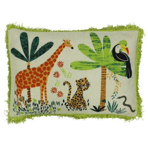 Riva Paoletti Jungletastic Cushion