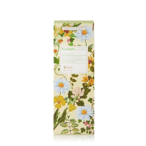 Royal Horticultural Society Daisy Garland Shower Gel