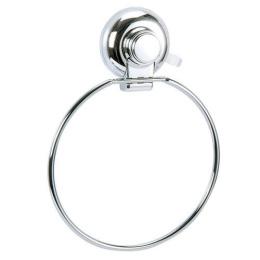 Showerdrape Vertex Collection Super Suction Towel Ring