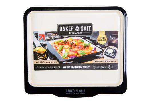 Large Oven Tray Baker & Salt