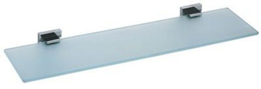 Vado Level Frosted Glass Shelf