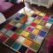 Spectrum Waltz Multi Coloured 120cm x 170cm Rug