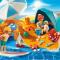 Playmobil Family Beach Day Play Set