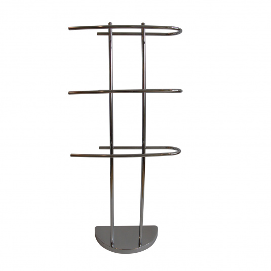 3 Arm Curved Towel Stand