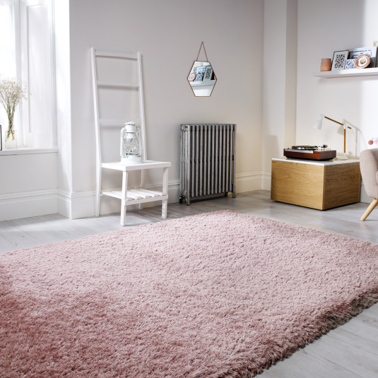 Pearl Dusky Pink Rug Collection