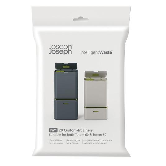 Joseph Joseph Intelligent Waste 20 Custom-fit Liners