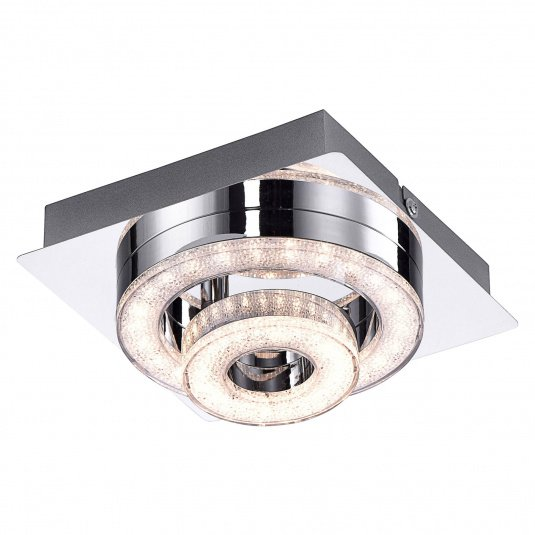 Tim LED Flush Ceiling Light