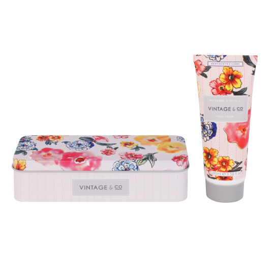 Heathcote & Ivory Vintage Patterns Hand Cream