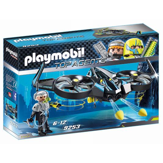 Playmobil Top Agents Mega Drone