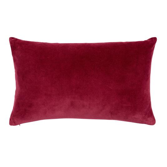 Jaipur magenta boudoir cushion