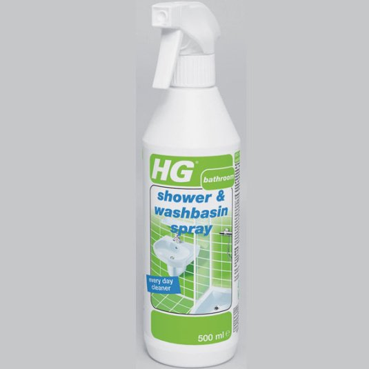 HG Shower and Wash Basin Spray