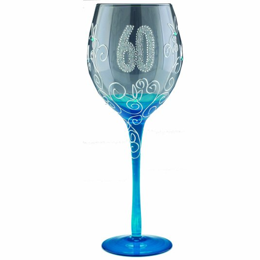Clear Wine Glass - 60