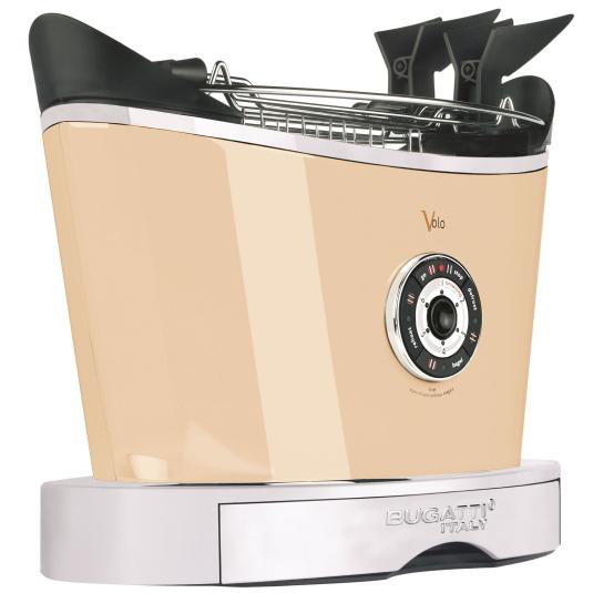 Bugatti Volo Cream Toaster