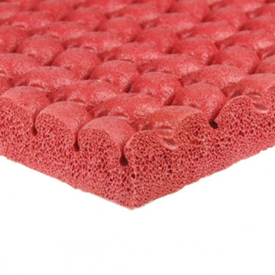 Colours Red Underlay