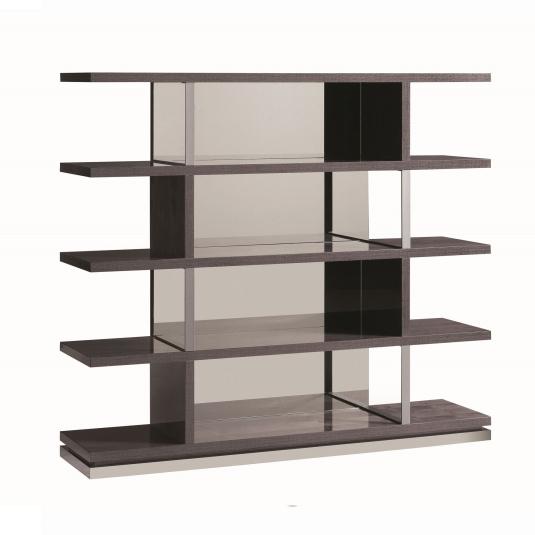 Bella High Gloss Bookcase