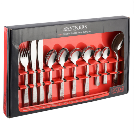Viners Solar 32 Piece Cutlery Gift Set