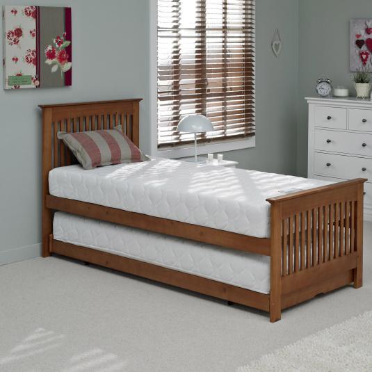 Juno Oak Guest Bed