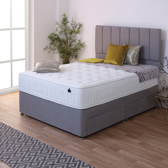 HU Collection Solstice Supreme Mattress Collection