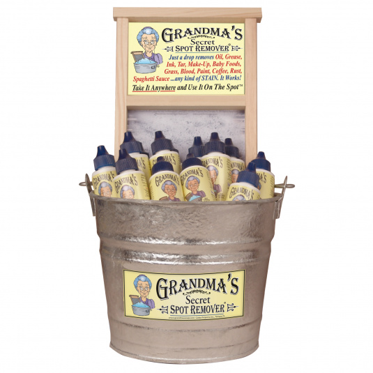 Grandma's Secret Spot and Stain Remover