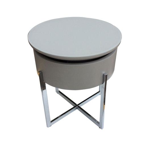 Krypton Circular Side Table