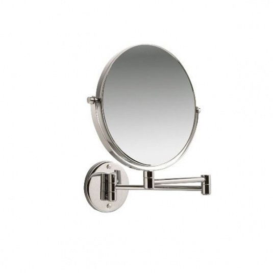 Miller Primary Wall Mounted Mirror Chrome