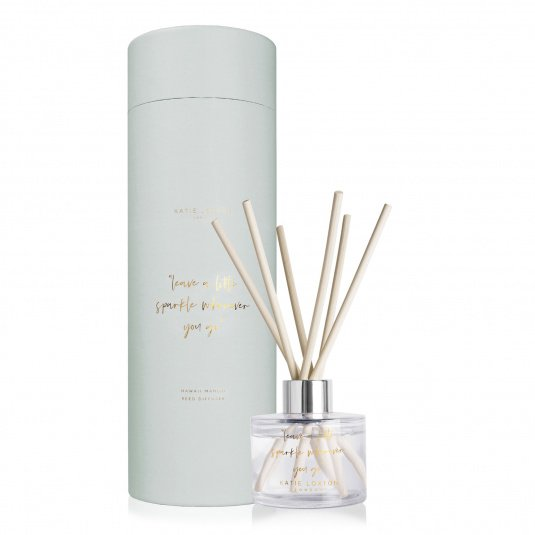 Katie Loxton Leave A Little Sparkle Hawaii Mango Reed Diffuser