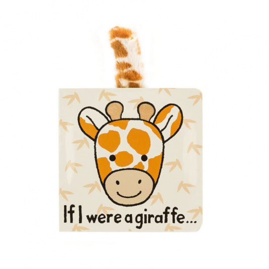 If I Were a Giraffe Baby Book