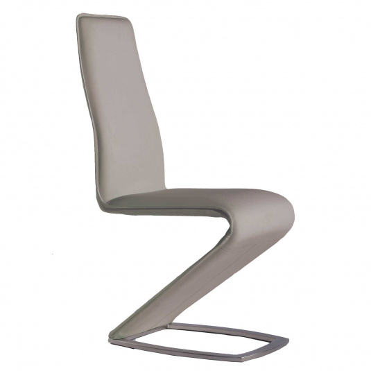 Zip Taupe Dining Chair