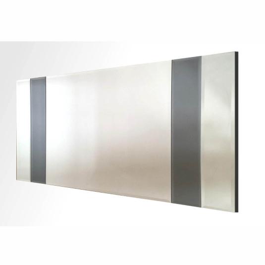 Athens Mirror with Smoke Panels