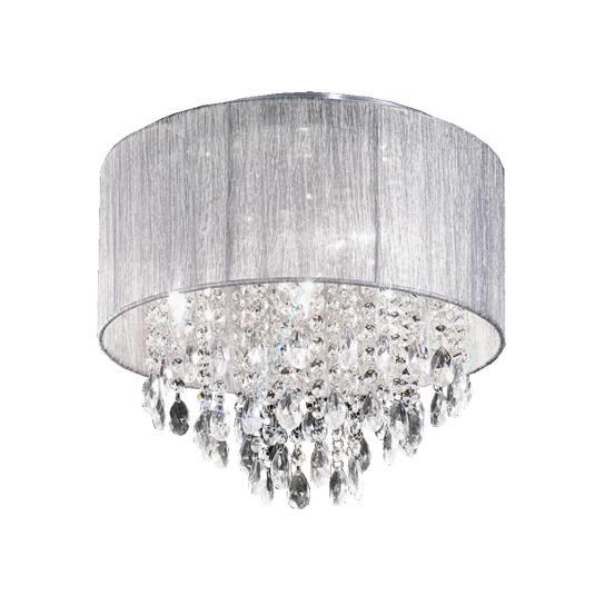 Royale 4 Light Flush Ceiling Light