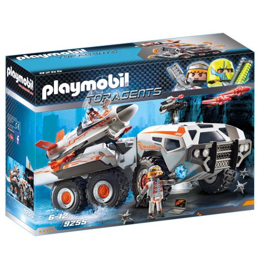 Playmobil Top Agents Spyteam Battle Truck