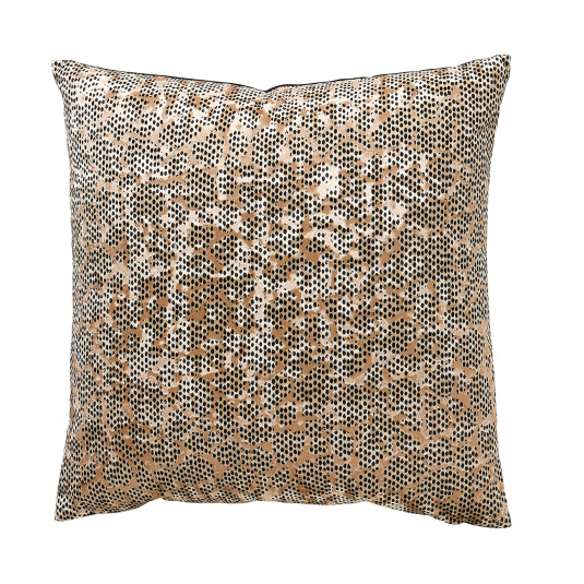 Zola Gold side of cushion