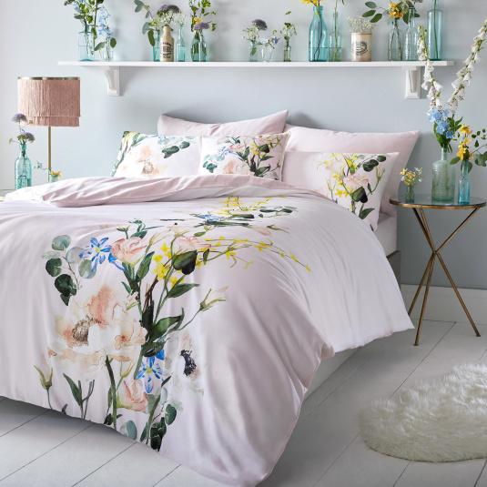 Ted Baker Elegant Blush Bedding Collection