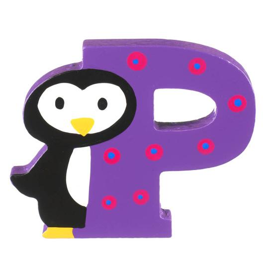 Alphabet Letters P