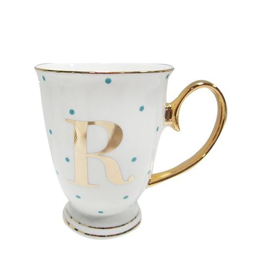 Alphabet Spotty Mug - R