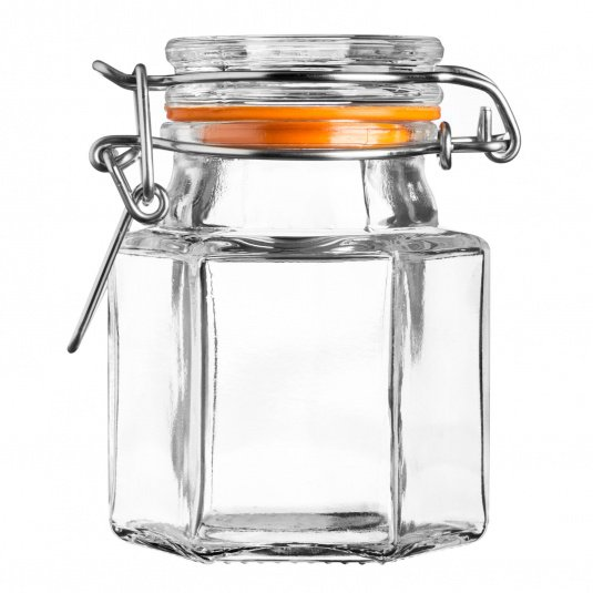Kilner Hexagonal 90ml Spice Jar