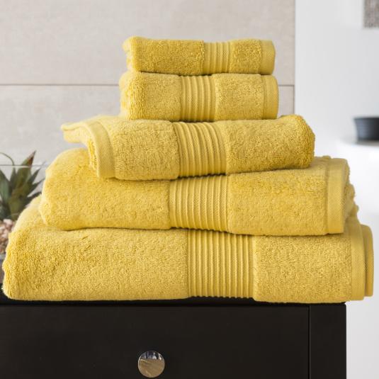 Bliss Saffron Bath Towel