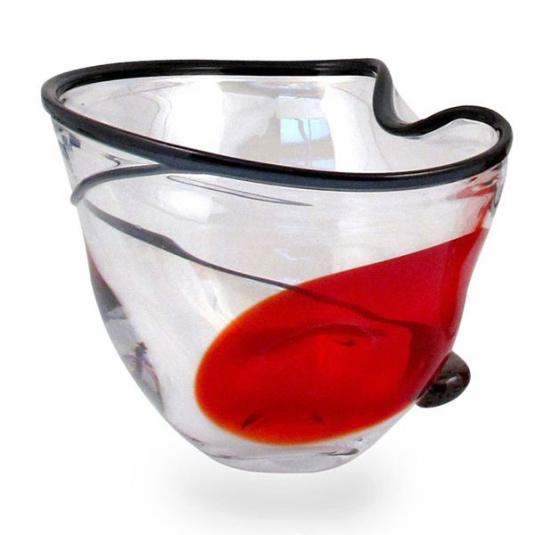 Svaja Scarlett Orchid Bowl