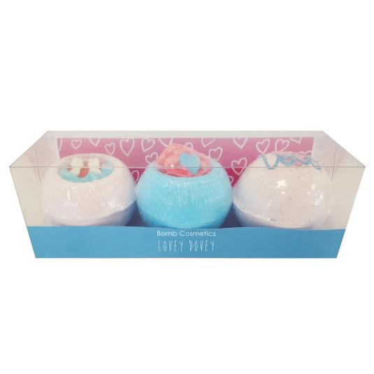 Bomb Cosmetics Lovey Dovey Bath Blaster Gift Pack