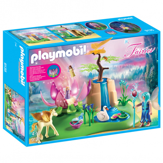 Playmobil Mystical Fairy Glen Play Set