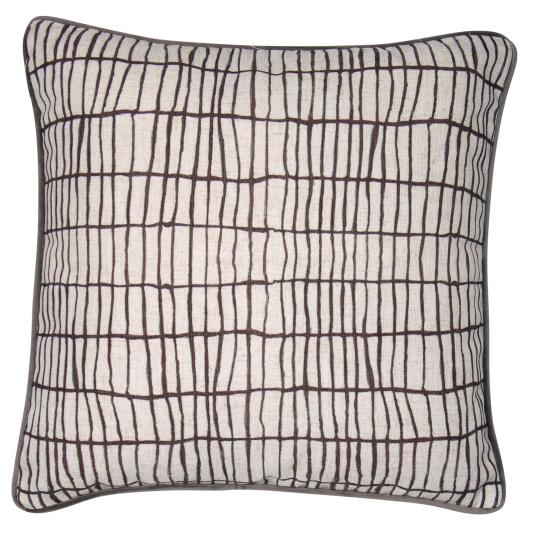Malini Katarza Slate Cushion