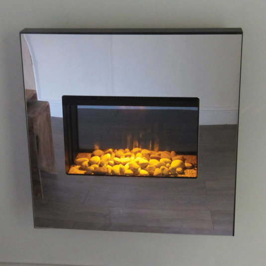Evonic Fires Londa Wall Hanging Electric Fire