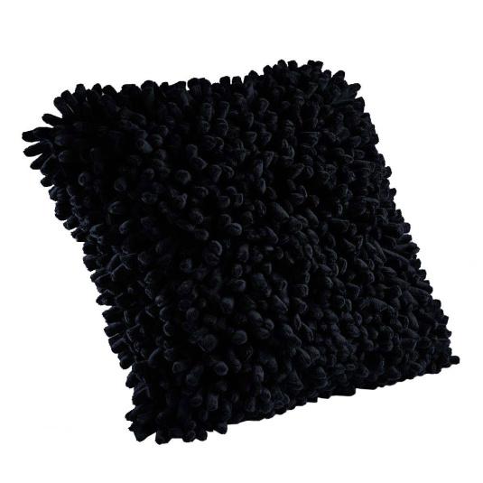 Dreamweavers Spiky Black Cushion