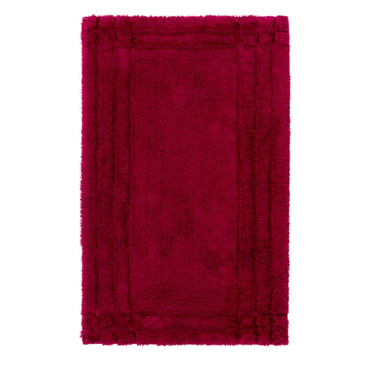 Christy Supreme Hygro Raspberry Tufted Bath Mat